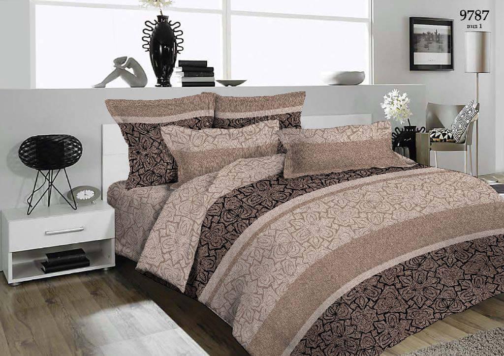 Комплект постельного белья 1,5-спальный, бязь  ГОСТ (Венге)