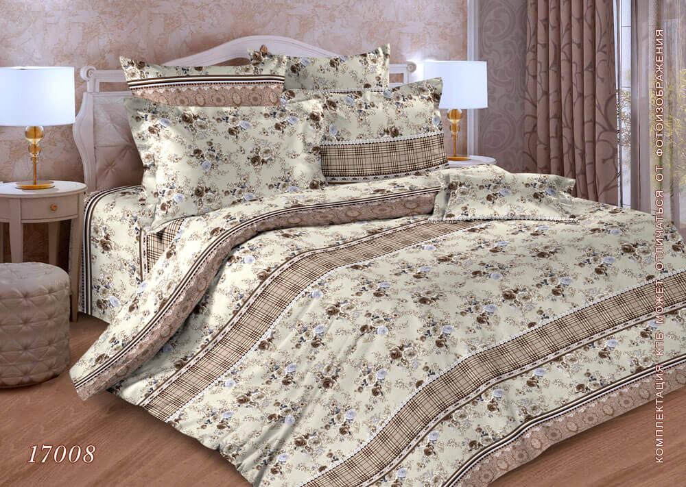 Комплект постельного белья 2-спальный, бязь  ГОСТ (Прованс)