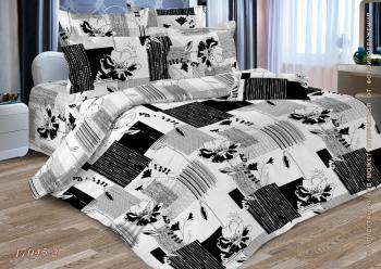 Комплект постельного белья Евростандарт, бязь  ГОСТ (Рондо)