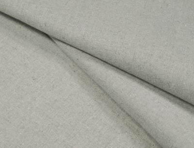 Простыня 2-спальная, лен 100 %, серый