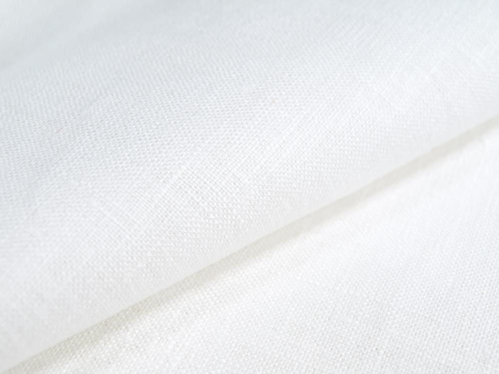 Простыня Евро 240*220см, лен 100 %, белый