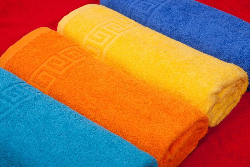 Комплект махровых полотенец, 3 штуки (40*70, 50*90, 70*140 см)