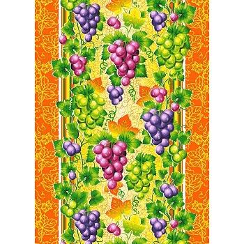 Полотенце 50*70 вафельное (Виноград)