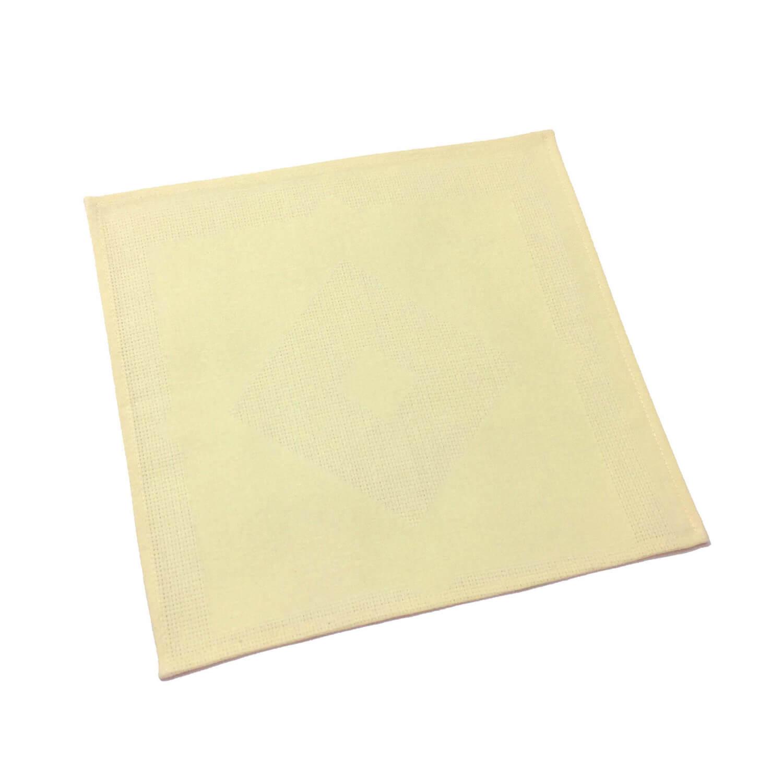 Комплект льняных салфеток, 6 шт.,35*35 см, лен 100 % (Шампань)