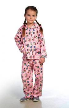 _Пижама для девочки, модель 307, фланель
