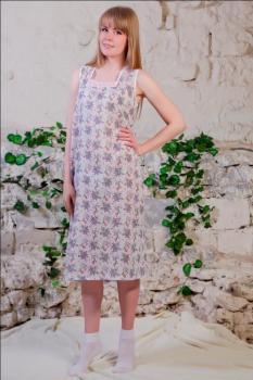 Сорочка ночная женская,модель 413,ситец