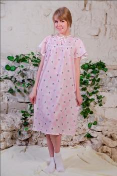 Сорочка ночная женская,модель 4012, ситец