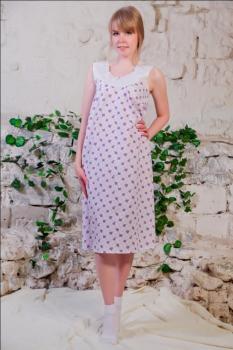 _Сорочка ночная женская,модель 4031,ситец