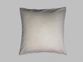 Комплект наволочек 40*40 см (2 шт.), лен 100 %, серый