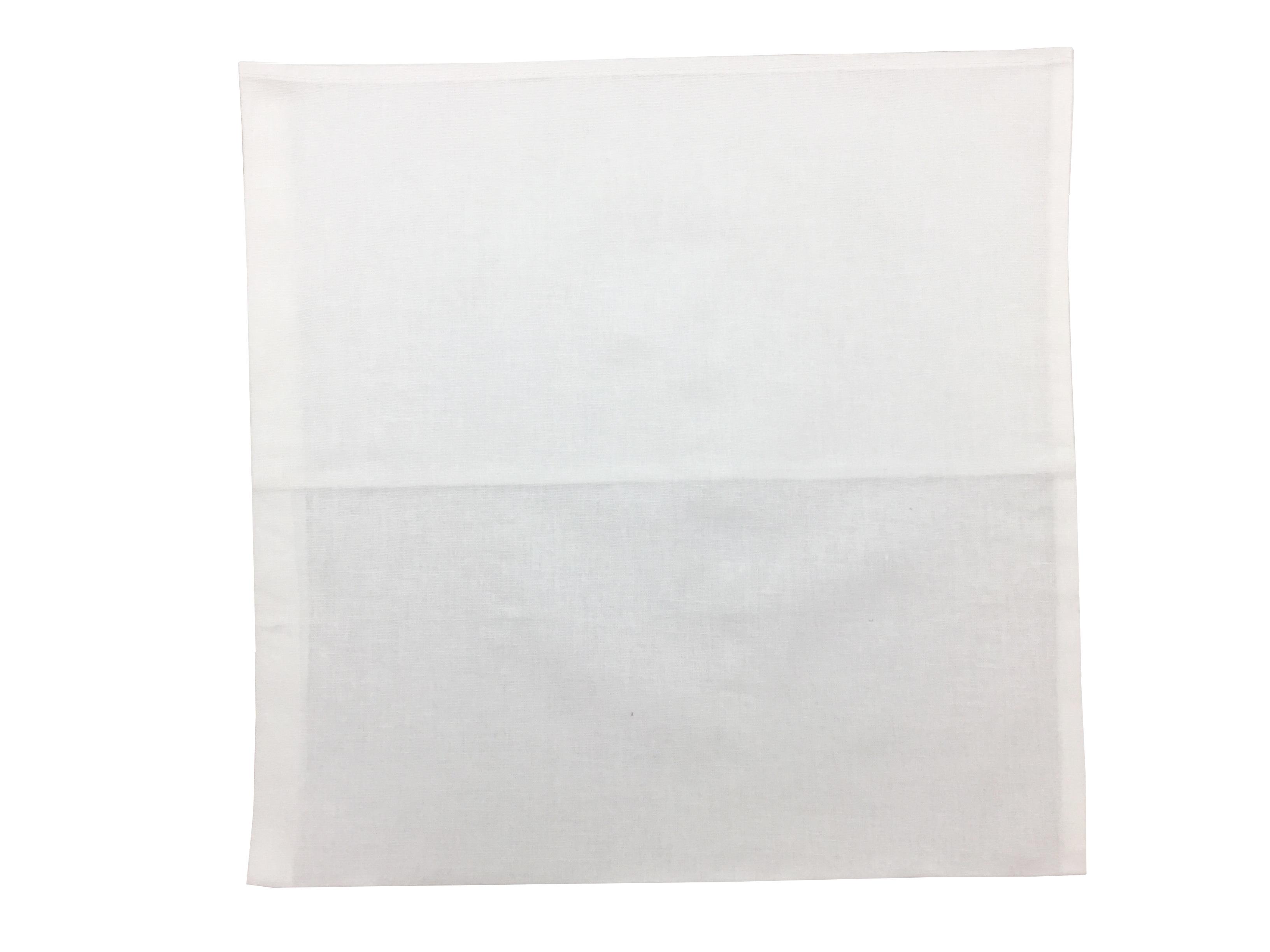 Комплект наволочек 40*40 см (2 шт.), лен 100 %, белый