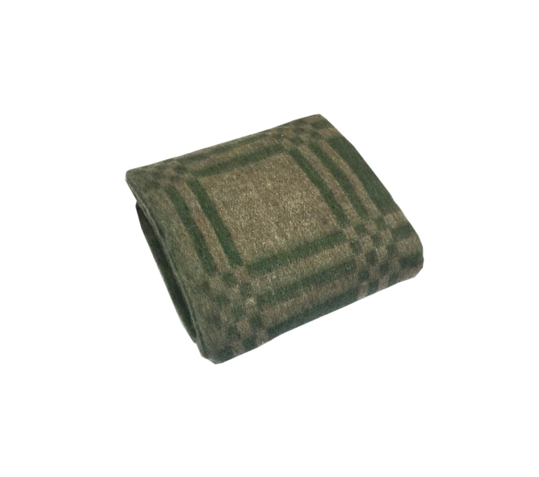 Одеяло п/ш 1,5-спальное. Плотность 400 г/м2 (Комфорт, изумрудный, вид 1)