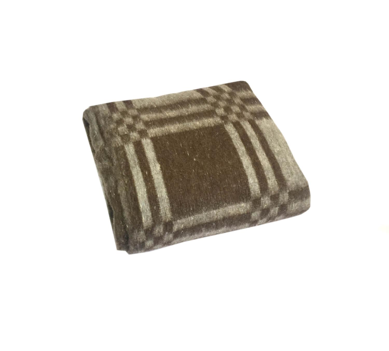 Одеяло п/ш 1,5-спальное. Плотность 400 г/м2 (Комфорт, коричневый)