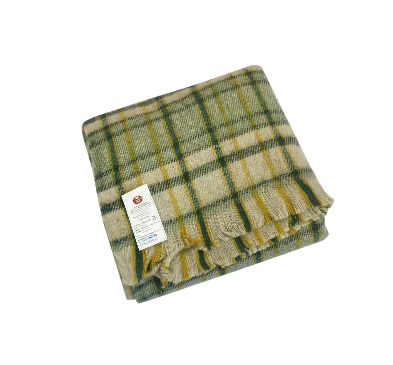 Одеяло пледовое п/ш 152*210 см. (Мадрид)