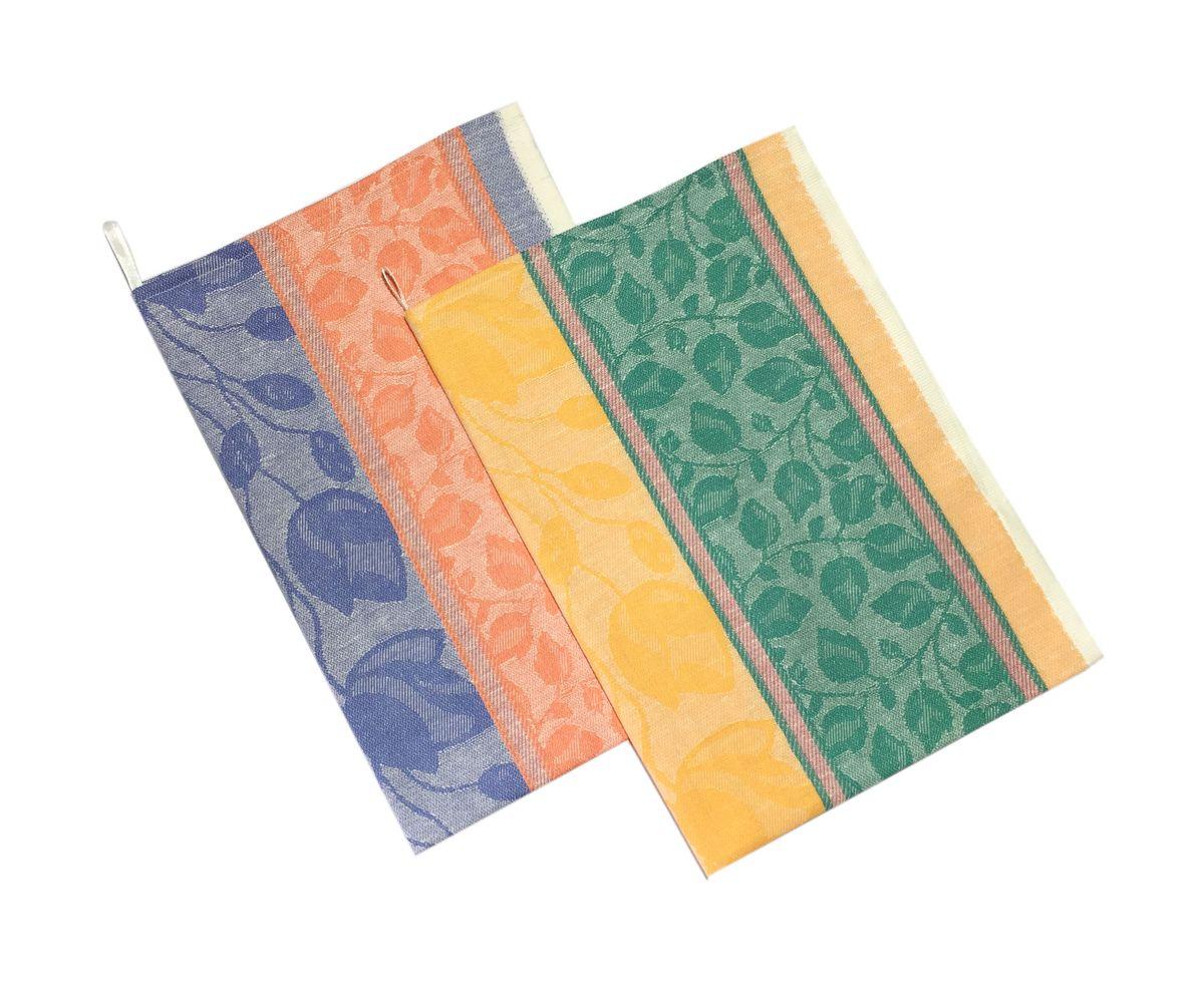 Комплект полотенец 50*70 см, 2 шт., 100% лён (Ветерок)