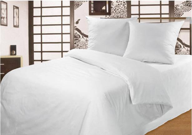 Комплект постельного белья 2-спальный, бязь отбеленная  ГОСТ