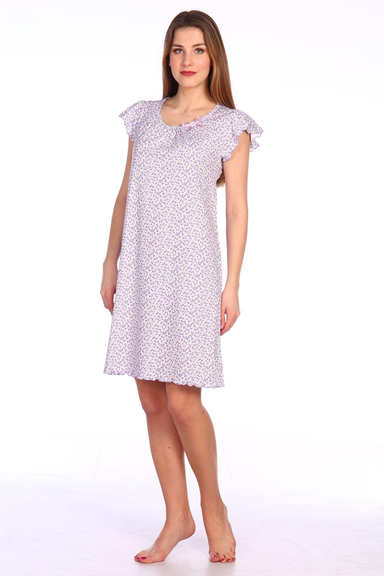 Сорочка ночная женская,мод. 426,трикотаж (Умиление)