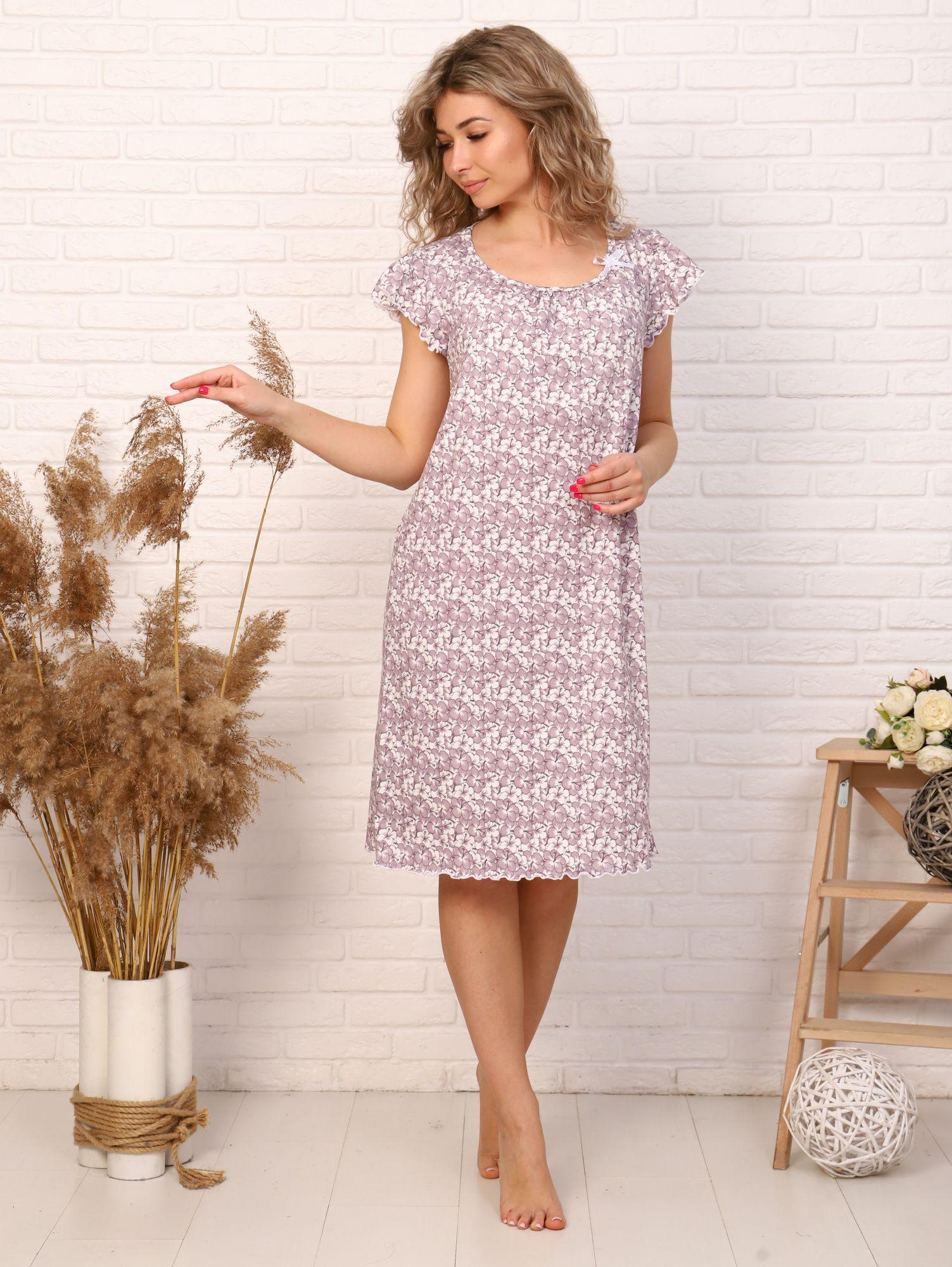 Сорочка ночная женская,мод. 426,трикотаж (Ксения)