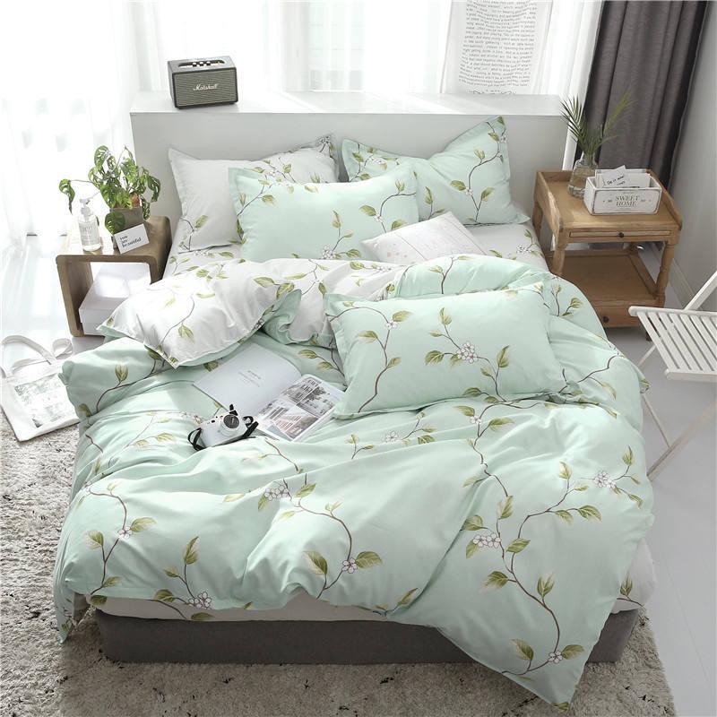 Комплект постельного белья Евростандарт, поплин (Новая жизнь )