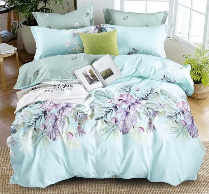 Комплект постельного белья 2-спальный, поплин (Мэри)
